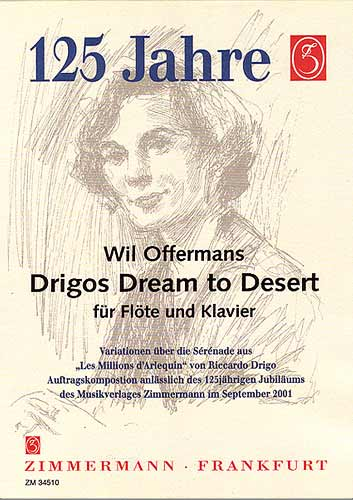 Drigo\'s Dream to Desert