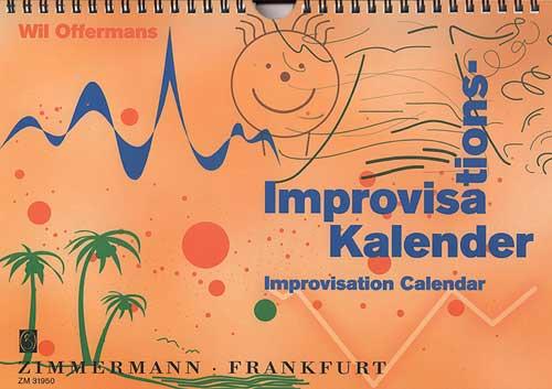 The Improvisation Calendar